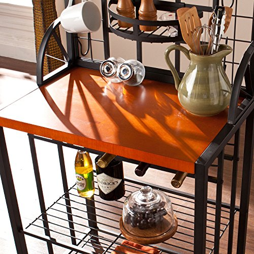 Dome Bakers Rack by Southern Enterprises (Image #2)