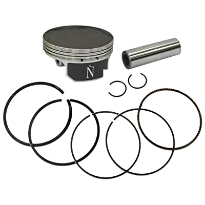 Namura 89.96 Millimeter (NA-30002) 89.96mm Piston Kit: Automotive