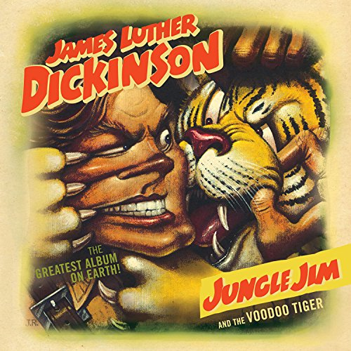 (Jungle Jim and the Voodoo Tiger)