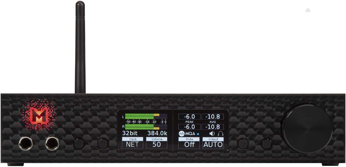 Mytek Brooklyn Bridge Wireless Streamer DAC Preamp Black