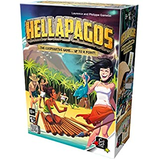GIGAMIC Hellapagos - Cooperative Survival