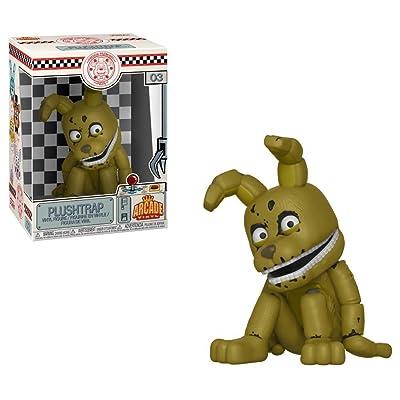 Funko Vinyl Figure: Five Nights at Freddy's Toy Plushtrap Collectible Figure, Multicolor: Funko Vinyl Figure:: Toys & Games