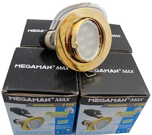 Juego de 2 bombillas de LED – Mega Man. LG 1907 –