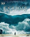 エクソダス:神と王 4枚組コレクターズ・エディション(初回生産限定) [Blu-ray]