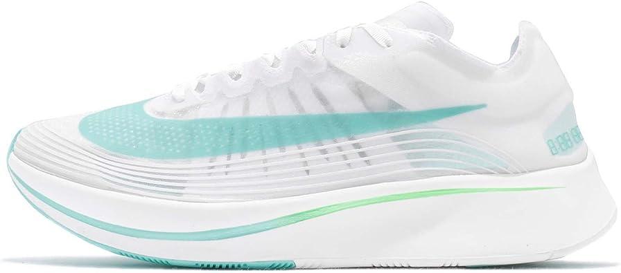 Nike Men's Zoom Fly SP White/Rage Green