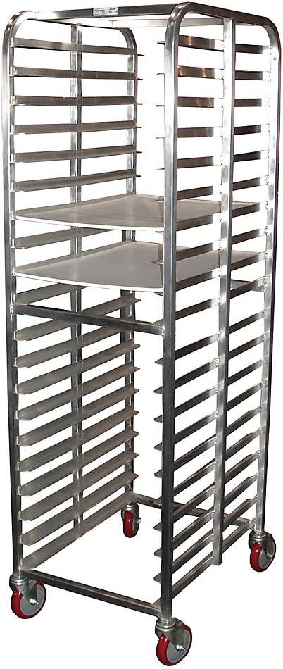 Amazon Com Win Holt Heavy Duty Aluminum Bun Pan Rack Kitchen Dining