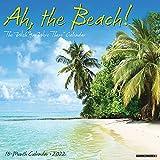 Ah, The Beach! 2022 Tropical Wall Calendar