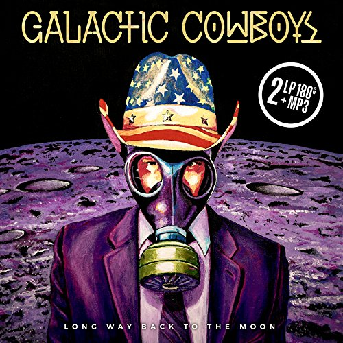 Album Art for Long Way Back To The Moon by Galactic Cowboys