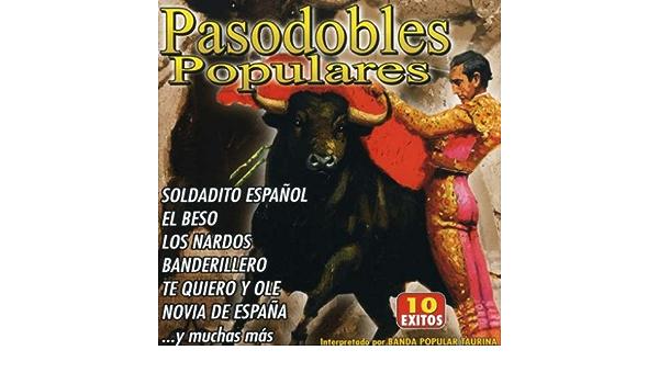 Pasodobles Populares: Pasodobles Populares: Amazon.es: Música