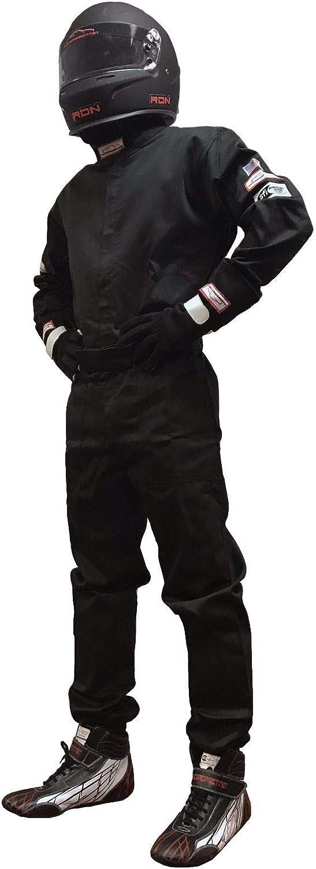 Racerdirect.net SFI 3.2A//5 Fire Suit Racing Jacket Double Layer Size Adult Large