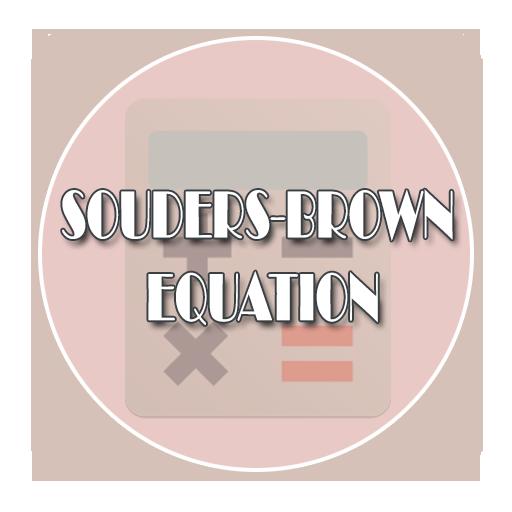 souders-brown-equation