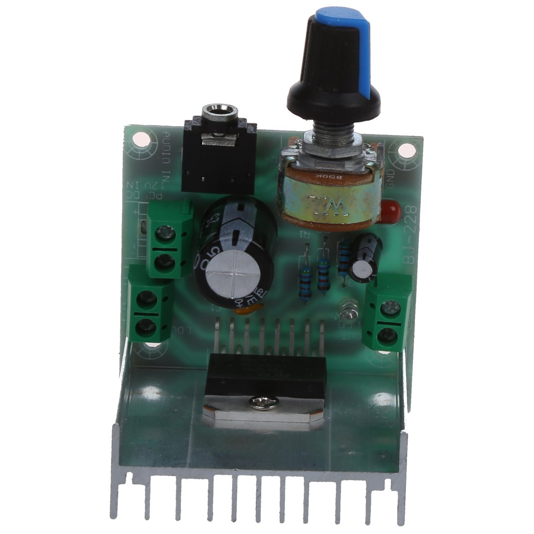 Tda7297 Rev A Low Noise Audio Amplifier Board 2x15w Mp3 Player Circuit Schematic Diagrams Electronics