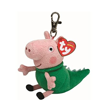 Peppa Pig TY - Llavero - George Dinosaur: Amazon.es ...