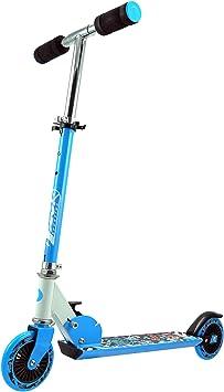 Best Sporting Scooter 125er Rolle Tretroller f/ür Kinder klappbar