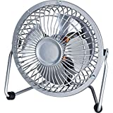 POWERMAX 4 Personal Fan (SILVER)