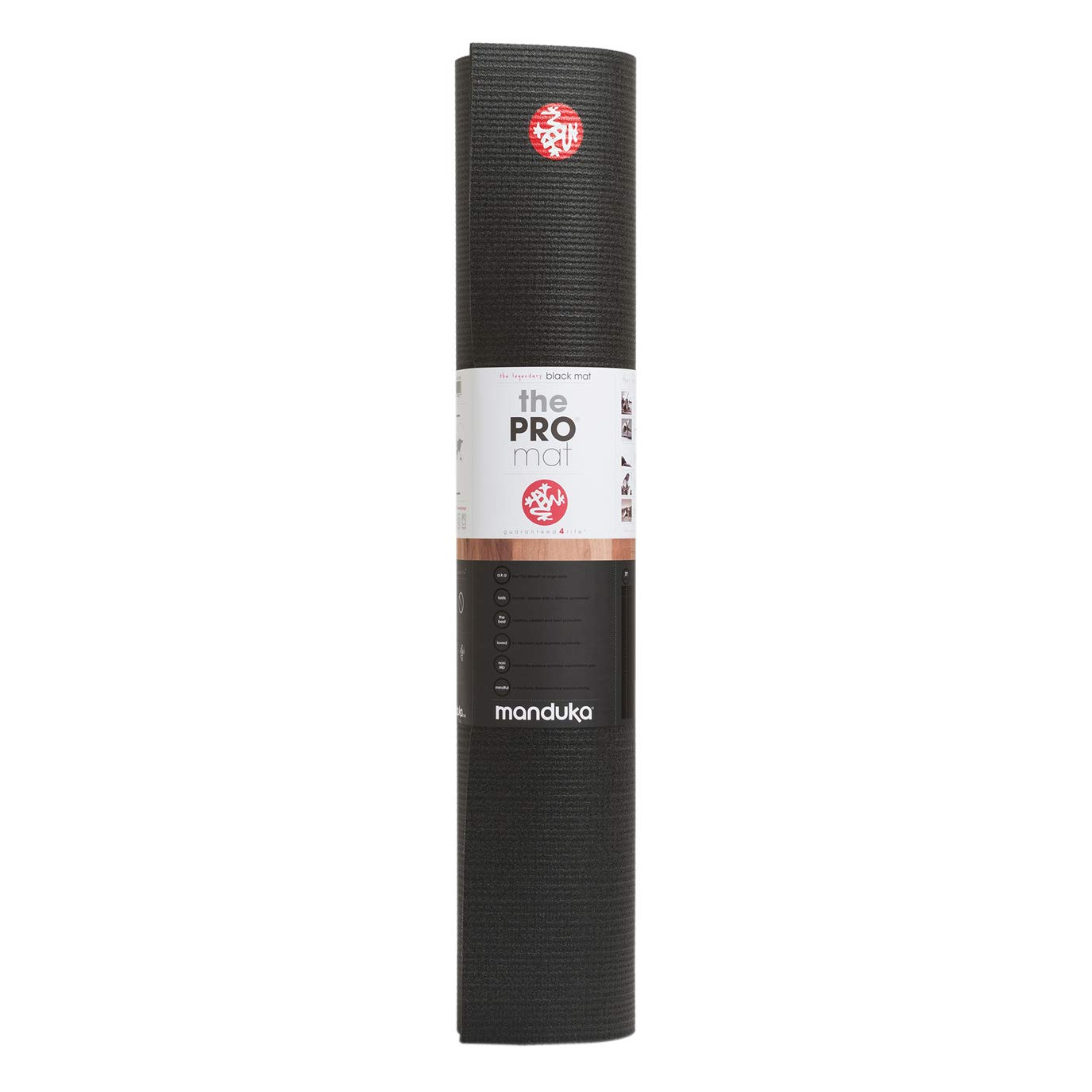 MandukaTHE Pro - Fitness/Yoga - Black: Amazon.es: Deportes y ...