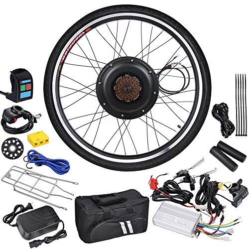 AW Electric Bicycle Control Conversion