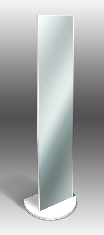 Specchio da terra elegant 40x160 cm MIRROR ORIGINAL WHITE Lupia 8016123988707