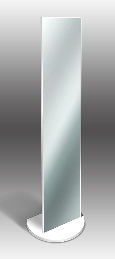 Specchio Da Terra.Lupia Specchio Da Terra Elegant 40x160 Cm Mirror Original White