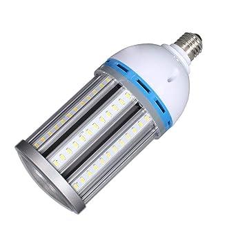Baoming E27 LED lámpara de maíz blanco frío 6000K alto brillo tornillo ES LED modificación de