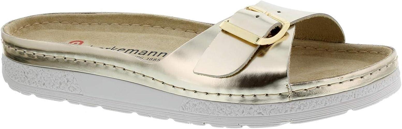 Berkemann Damen Tori Pantoletten: : Schuhe