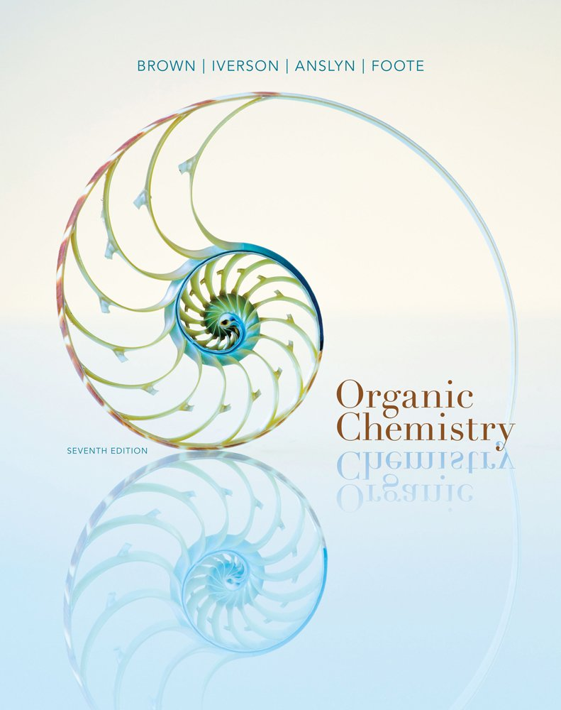 organic chemistry william h brown brent l iverson eric anslyn organic chemistry william h brown brent l iverson eric anslyn 9781133952848 books amazon ca