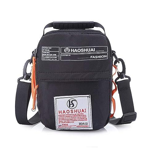 3784aa901c1f Amazon.com: Casual Shoulder Bag for Men Outdoor Waterproof Cross ...
