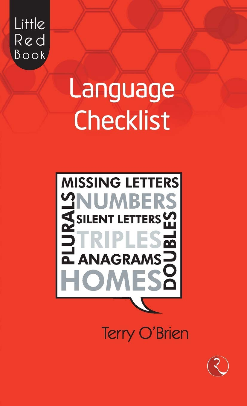 Little Red Book: Language Checklist