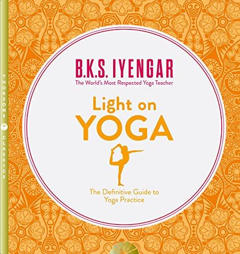 Light on Yoga: B K S Iyengar: 9780007107001: Amazon.com: Books