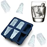 Lifefun® Silicone Ice Cube Tray Tardis & Daleks Chocolate Candy,Cookies Mold Maker (Doctor who)