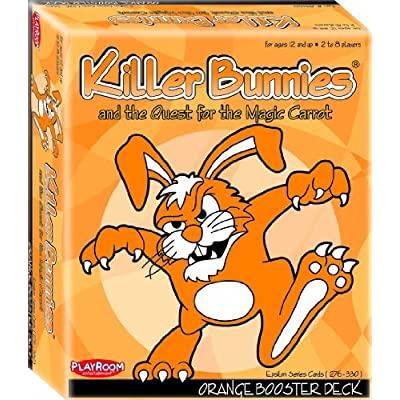 Playroom Entertainment Killer Bunnies Orange Booster: Toys & Games