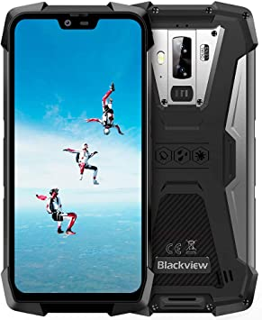 2020】 Blackview BV9700 Pro Moviles Resistentes Android 9.0 Helio ...