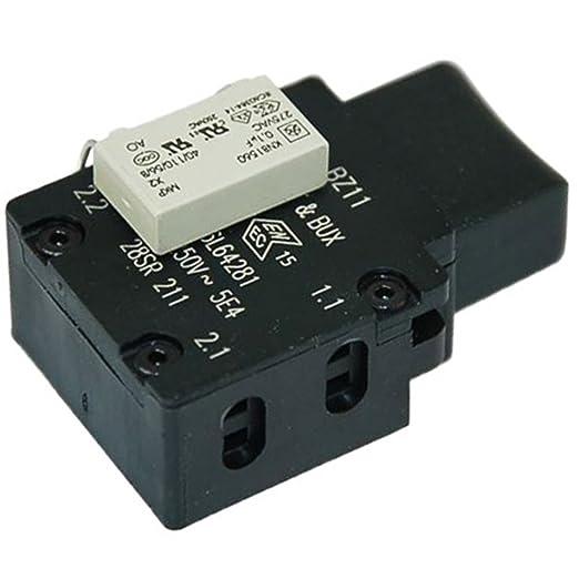 Spares2go unidad de arranque Interruptor de encendido apagado ...