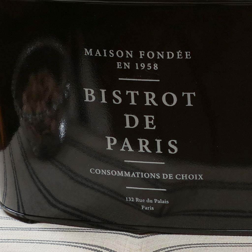 Bistrot de Paris de cuisine Entertaining Collection L40 x W40cm Cushion