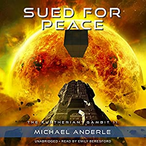 Sued for Peace Hörbuch