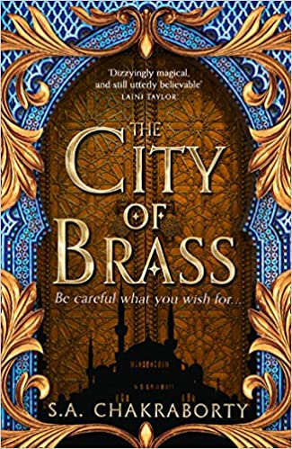 The City of Brass The Daevabad Trilogy, Book 1 Lingua