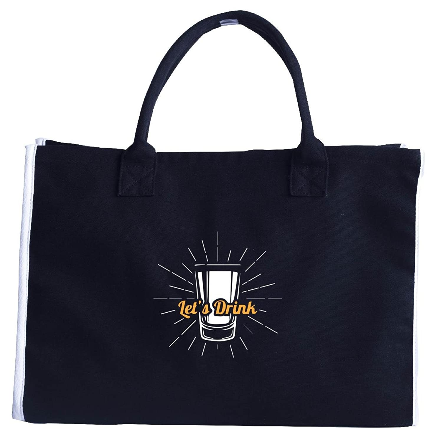 Let's Drink Funny Gifts For Any Drinking Fan Lover - Tote Bag