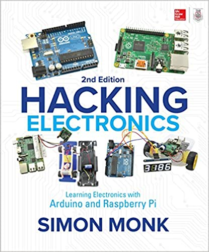 ONLINE BOOK Electronics Cookbook: Practical Electronic Recipes with Arduino and Raspberry Pi
