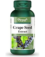 Vorst Grape Seed Extract 100mg 90 Capsules Cardiovascular & Circulatory Health Brain Function Immune Health Skin Care Anti Age Wrinkles Paleo Friendly