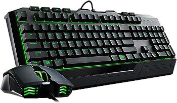 Cooler Master Devastator II USB Gaming Mouse & Keyboard Combo