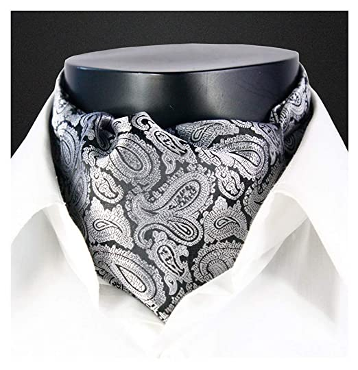 QIANCHENG Hombre Pañuelo Corbatas Traje de Negocios Pañuelos de ...