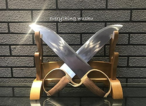- Everythingwushu Wing Chun Swords Bart Cham Dao Wing Chun Butterfly Swords Sifu Dao