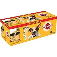PEDIGREE Vital Protection Perros Forro con Pollo, Vacuno, Aves y Cordero