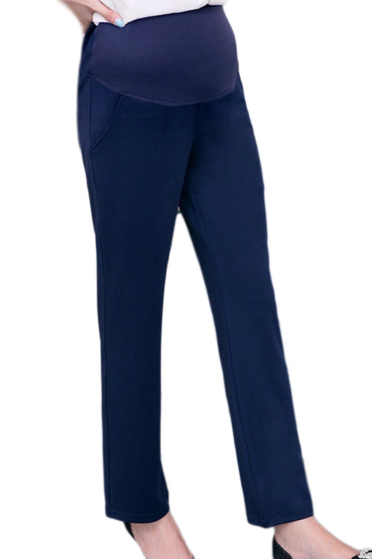 Fanvans Women Maternity Dress Pants Bootcut Office Trousers