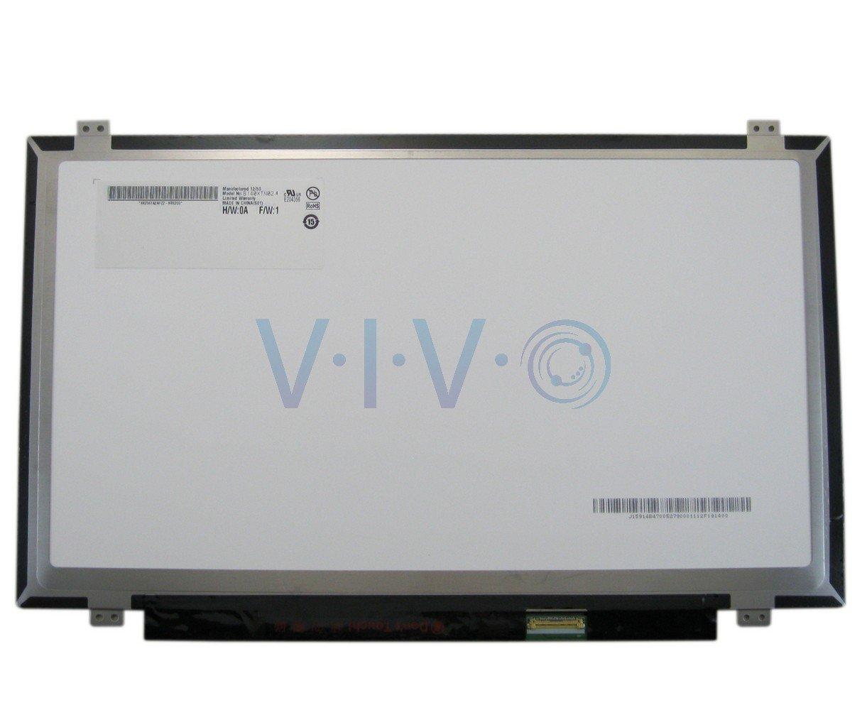 N140BGE-EB3 New Replacement 14.0'' LED LCD Screen WXGA HD Laptop Glossy Display 30 pin eDP Ultra Slim (or compatible)