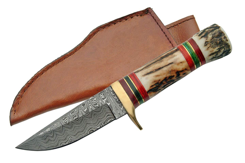 Amazon.com: szco Suministros dm-1075 Damasco Cuchillo De ...