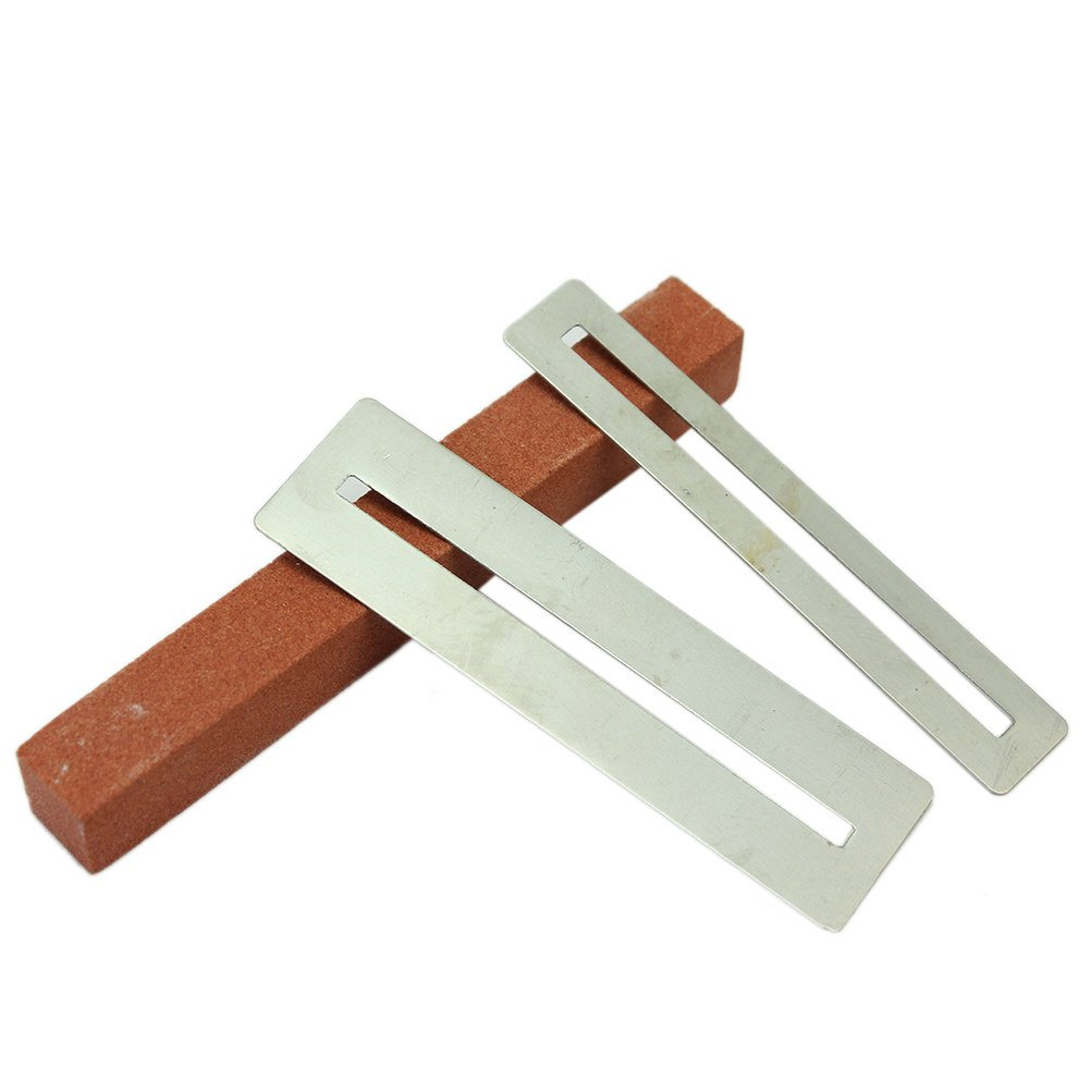 Fret Fretboard Protector for Guitar Bass 2Pcs+Fretwire Sanding Polishing Beam ReFaXi MI00263-1-ca