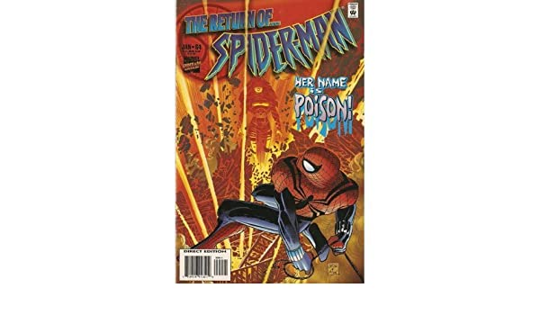 1996 Howard Mackie /& John Romita Jr. Spider-Man No.64