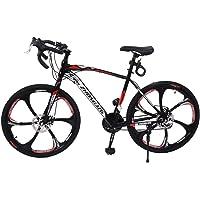 Deals on Vifucz Fat Tire Mountain Bike 17-Inch