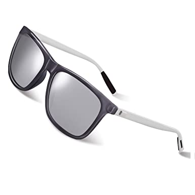 nuovo stile 1a374 dfbd4 GQUEEN Occhiali da Sole Stile con Lenti Polarizzate GQF0